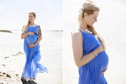 schwangerschaftsfotografie hamburg elbe